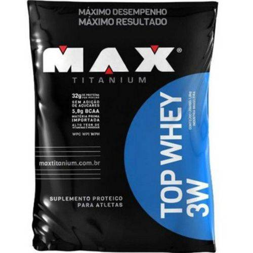 Top Whey 3w 1.8 Kg - Max Titanium