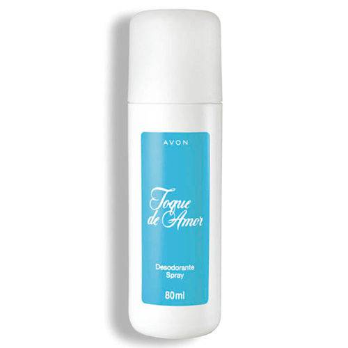 Toque de Amor Desodorante Spray 80ml