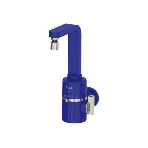Torneira Multitemperatura Hydra Slim Parede 4t 5500w 220v Azul