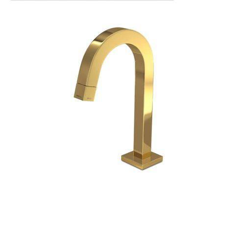 Torneira Tube Bica Baixa Gold 1197.Gl.Tub