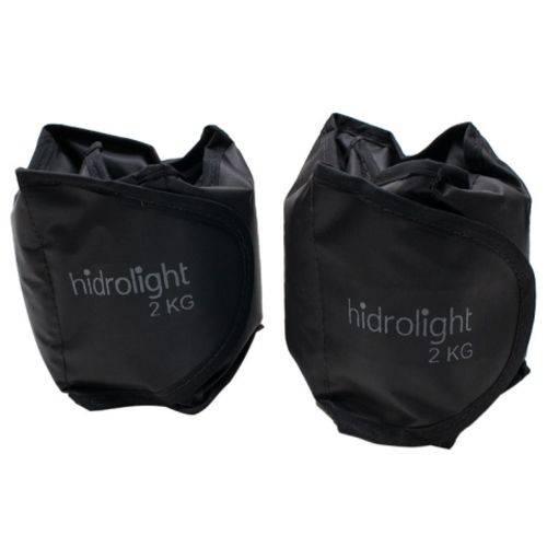 Tornozeleira 2kg Par Hidrolight