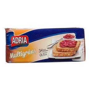 Torrada Multigrãos Adria 160g