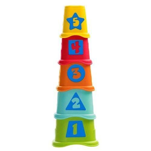 Torre Copos dos Numeros Smartplay Chicco 9373