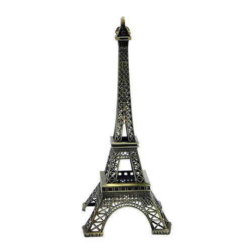 Torre Eiffel Decorativa Art House 10 Centimetros em Metal