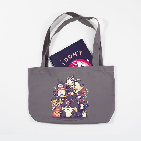 Totebag Spirit & Creatures CZ - Totebag Spirit Animals