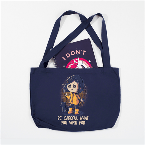 Totebag What You Wish For