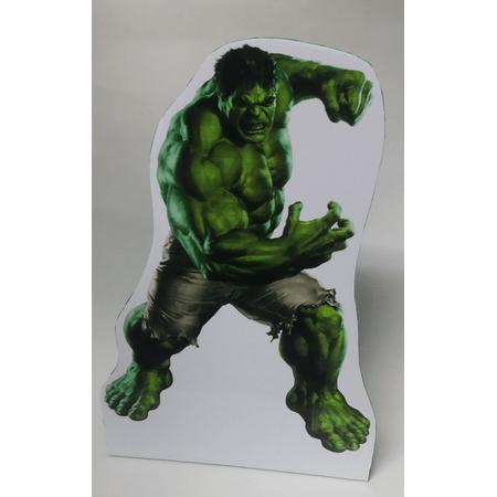 Totem EVA - Hulk