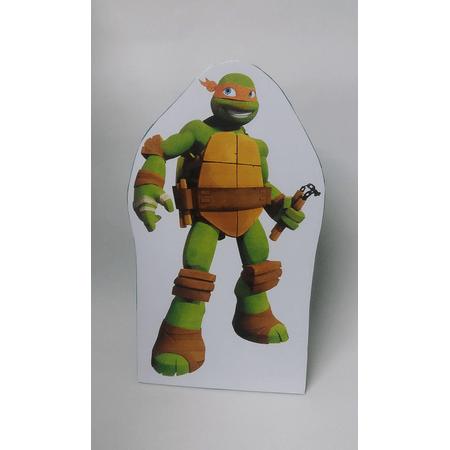 Totem EVA - Tartarugas Ninja - Michelangelo