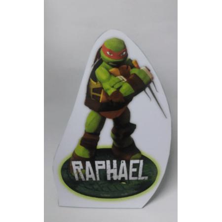 Totem EVA - Tartarugas Ninja - Raphael
