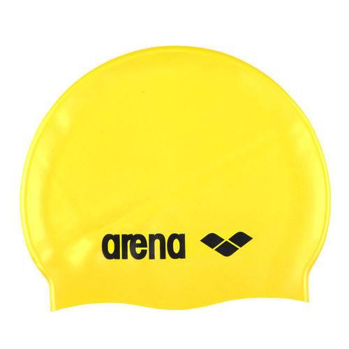 Touca Classic Silicone Arena / Amarela