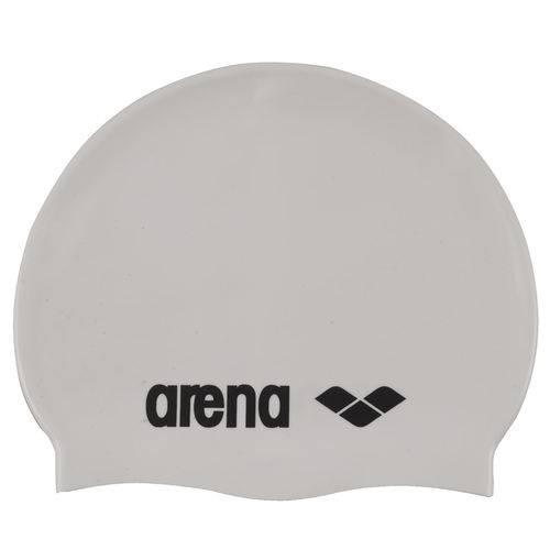 Touca Classic Silicone Arena / Branco