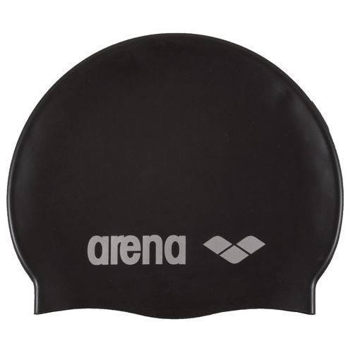 Touca Classic Silicone Arena / Preta