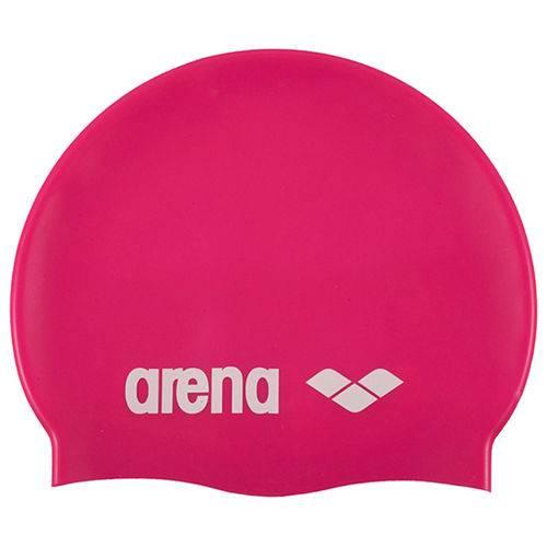 Touca Classic Silicone Arena / Rosa