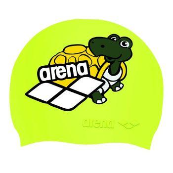 Touca de Natação Multi Jr Arena Amarelo