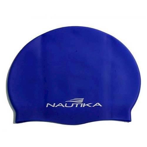 Touca de Silicone Adulto Azul 500650 Nautika