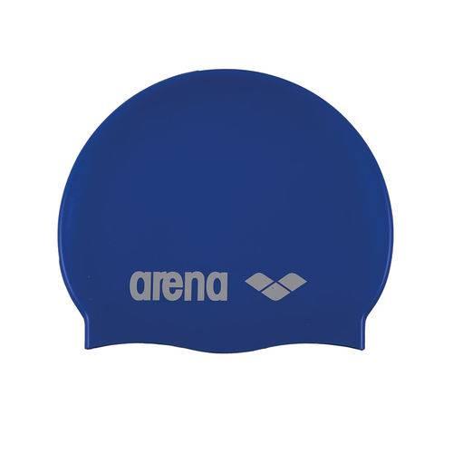 Touca de Silicone Arena Classic / Azul