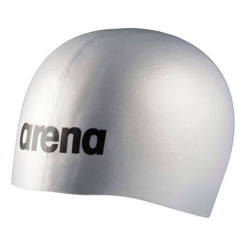Touca de Silicone Arena Moulded Pro / Cinza