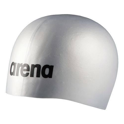 Touca de Silicone Moulded Pro Arena / Cinza