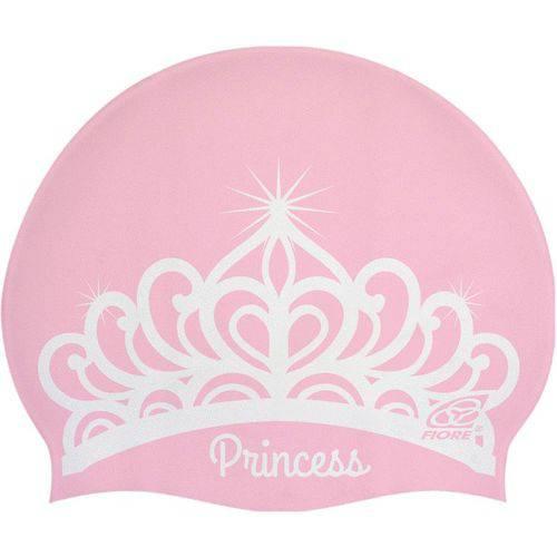 Touca de Silicone para Natação Princess