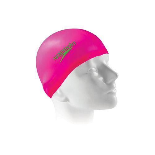 Touca Speedo Flat Cap - Rosa Neon