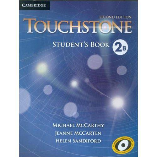 Touchstone 2b Sb - 2nd Ed