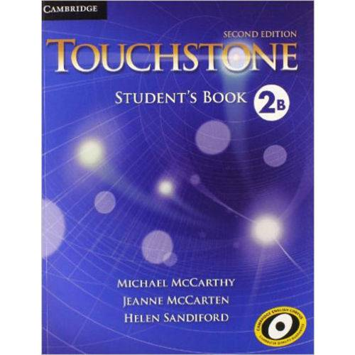 Touchstone 2b - Student's Book - Second Edition