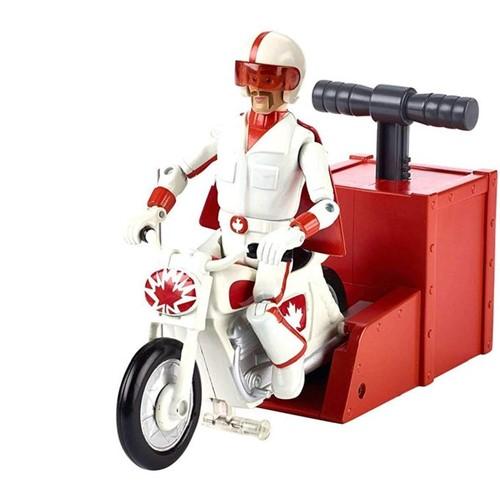 Toy Story 4 - Piloto de Manobras Duke Caboom Gfb55 - MATTEL