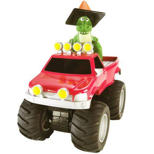 Toy Story - Carro de Fricção Pick-Up com Monster Rex - Mattel