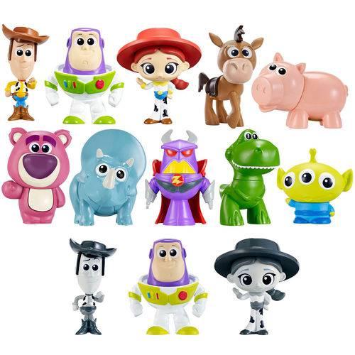 Toy Story - Mini Figuras - Mattel