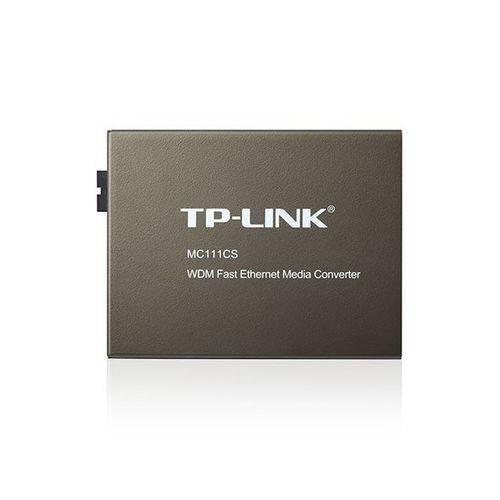 Tp-link Conversor de Fibra Mc111cs