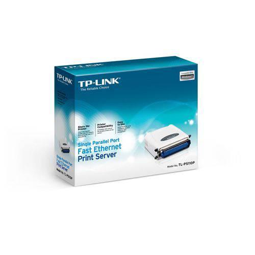 Tp-link Print Server Tl-ps110p Paralelo