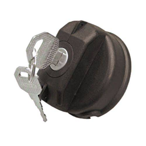 Tpa. Combust. C/rosca Valvulada Álcool/gasolina/flex Preto C/chave - Audi A3 96 à 10 - A4 95 à 04