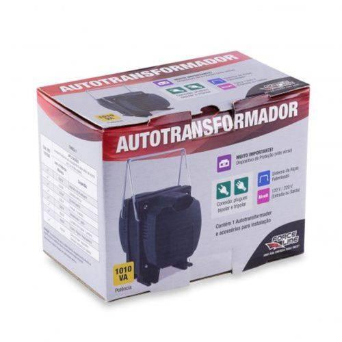 Transformador Autotrafo 110 220 ou 220 110 1010 Va Force Lin Bivolt