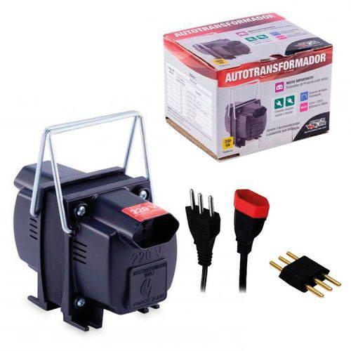 Transformador de Voltagem Forceline Bivolt 500VA 127v/220v