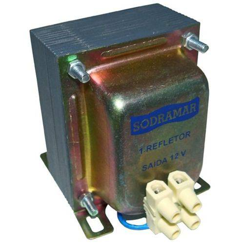 Transformador para Refletor de Piscinas Tipo Tr1 60w Sodramar