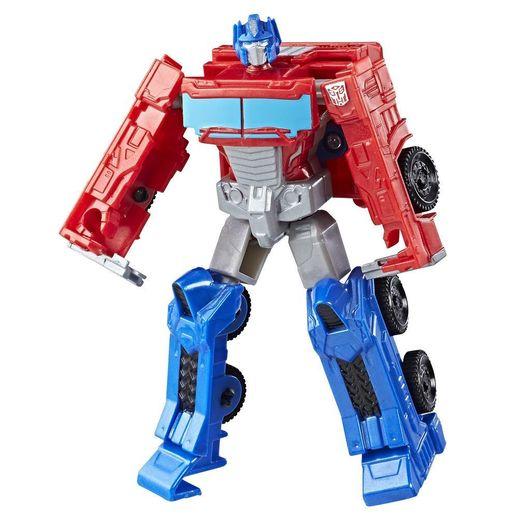 Transformers Authentics Optimus Prime - Hasbro