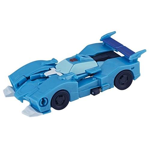 Transformers Boneco Cyberverse Step 1 - Blurr E3525 - HASBRO