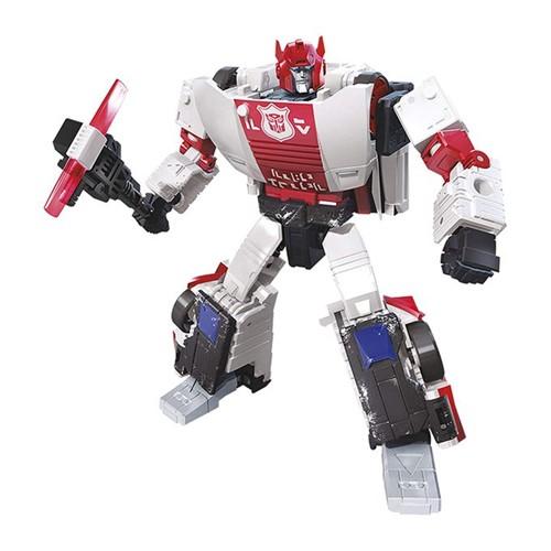 Transformers Boneco Generations Wfc Figura Deluxe - Red Alert E4496 - HASBRO