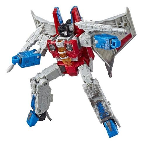 Transformers Boneco Generations Wfc Figura Voyager - Starscream E3544 - HASBRO