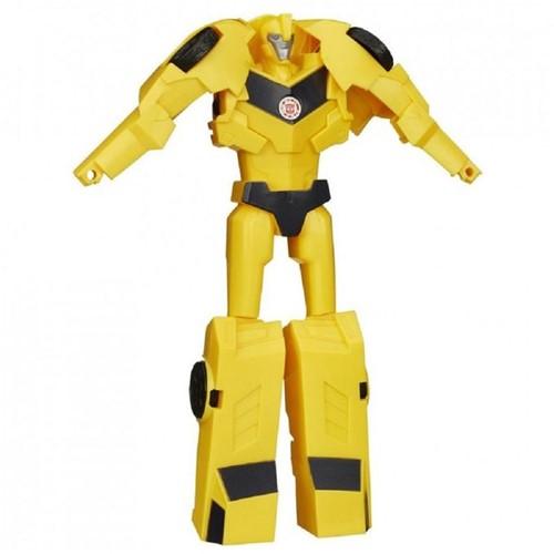 Transformers - Boneco Robots In Disguise Titan Changers - Bumbleebee B2667 - HASBRO