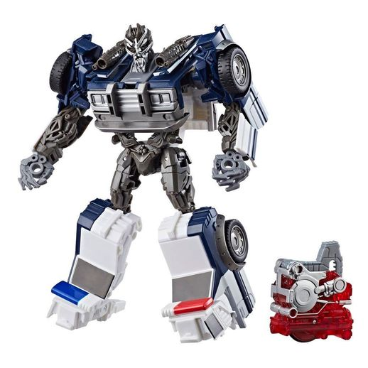 Transformers Bumblebee: Energon Igniters Nitro Series Barricade - Hasbro