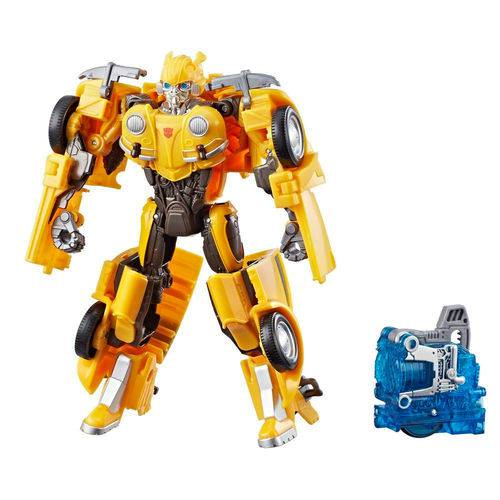 Transformers Bumblebee: Energon Igniters Nitro Series Bumblebee - Hasbro