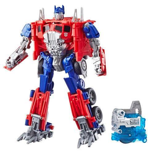 Transformers Bumblebee: Energon Igniters Nitro Series Optimus Prime - Hasbro