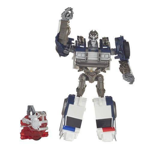 Transformers: Bumblebee Energon Igniters Série Nitro Barricade - Hasbro