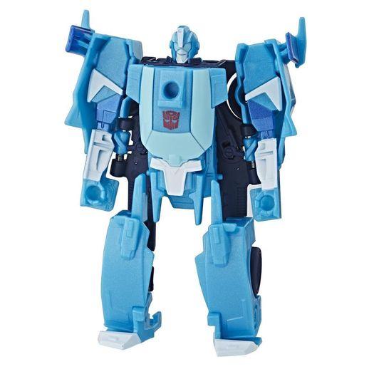 Transformers Cyberverse 1-Step Changer Blurr - Hasbro