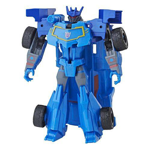 Transformers Cyberverse 1-step Changer Soundwave - Hasbro
