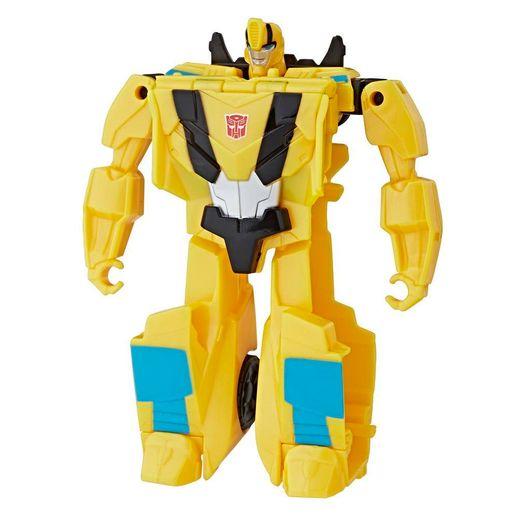 Transformers Cyberverse One Step Changers Bumblebee - Hasbro