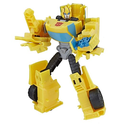 Transformers Cyberverse Sting Shot Warrior Class Bumblebee Action - Hasbro