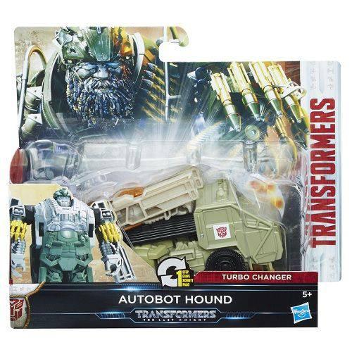 Transformers Filme 5 Turbochanger Hound 10 Cm 1 Passo - Hasbro