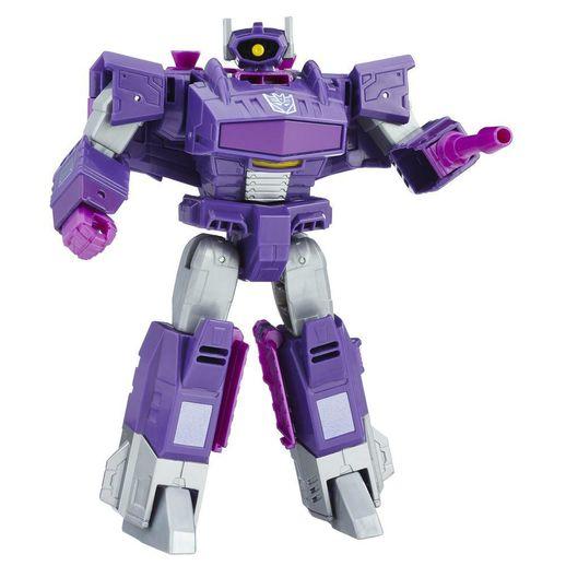 Transformers Generations Cyber 7 Shockwave - Hasbro